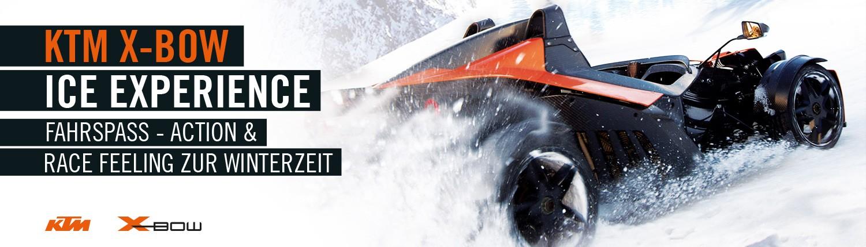 Ice Experience KTM X-BOW