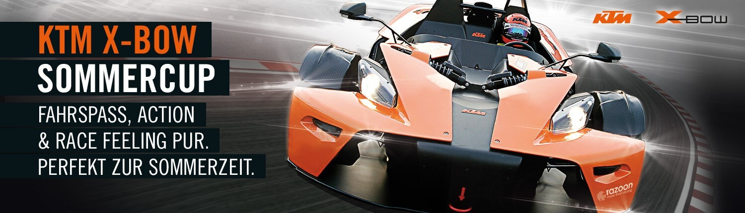 KTM X-BOW Sommercup 2015