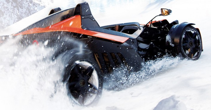 KTM X-BOW Winter-cup