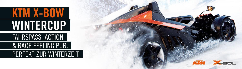 KTM X-BOW Wintercup 2015