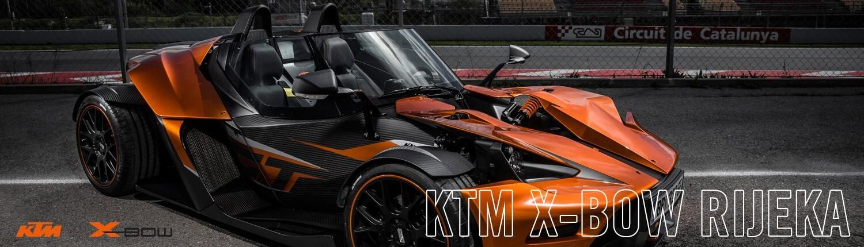 KTM X-BOW Rijeka