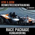Race Package Rennstreckentraining Hungaroring