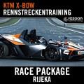 Race Package Rennstreckentraining Rijeka
