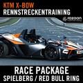 Race Package Rennstreckentraining Spielberg