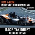 Race Taxidrift Rennstreckentraining Hungaroring