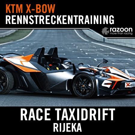 Race Taxidrift Rennstreckentraining Rijeka