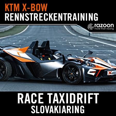 Race Taxidrift Rennstreckentraining Slovakiaring