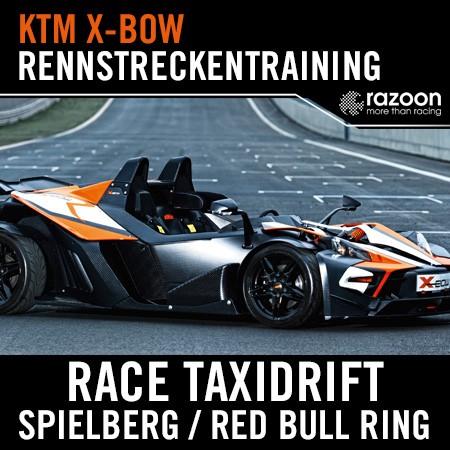 Race Taxidrift Rennstreckentraining Spielberg
