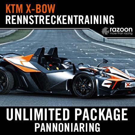 Unlimited Package Rennstreckentraining Pannoniaring