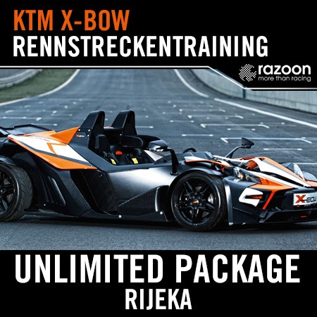 Unlimited Package Rennstreckentraining Rijeka