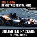 Unlimited Package Rennstreckentraining Slovakiaring