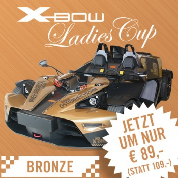 KTM-X-BOW Ladies-Cup Bronze Aktion 89
