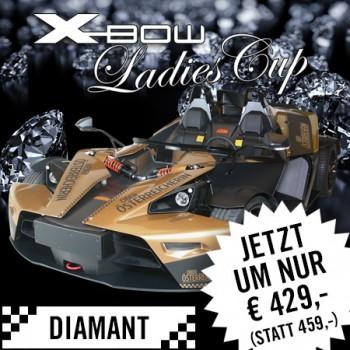 KTM X-BOW Ladies-Cup Diamant