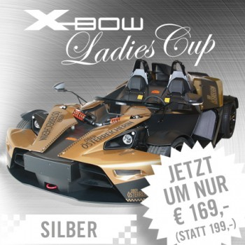 KTM X BOW Ladies Cup Silber