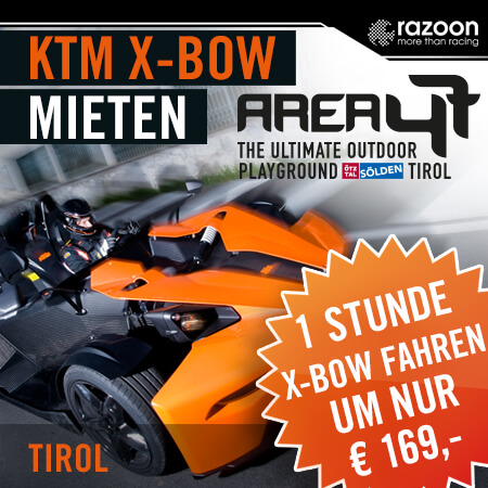 ktm x bow mieten area47 1 stunde. Black Bedroom Furniture Sets. Home Design Ideas