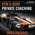 Private Coaching KTM X-Bow Race Package