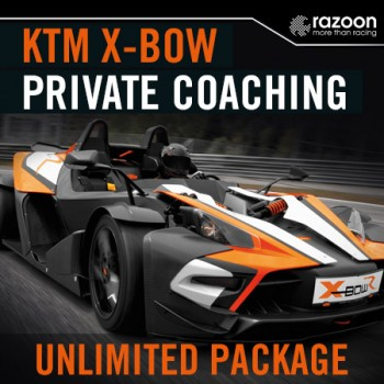 Private Coaching KTM X-Bow Unlimited Package
