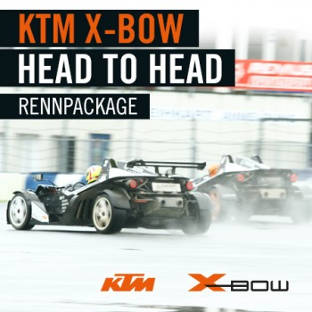 KTM X-BOW Head To Head Package