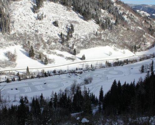 Eis Drifttraining Freies Fahren KTM X-BOW