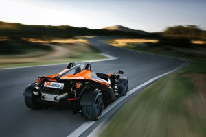 Drift Training KTM X-BOW (2)