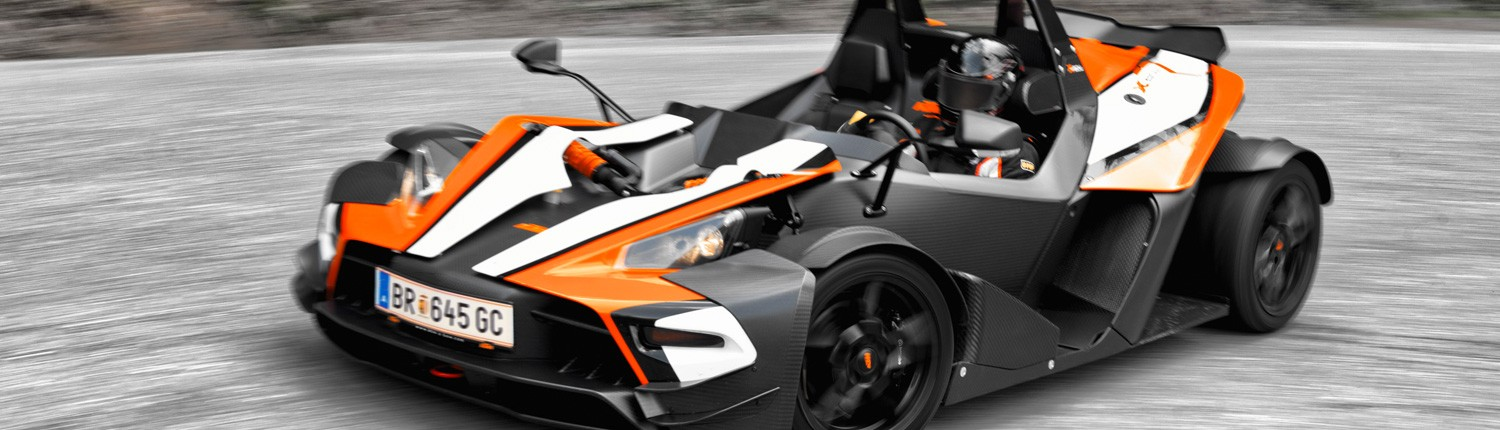 KTM X-Bow Hill Climb Trophy