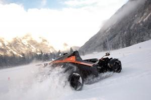 Ice Experience KTM X-BOW Bild 02