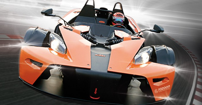 KTM X-BOW Sommer-cup
