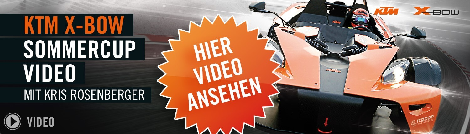 KTM-X-BOW-Sommercup-Video