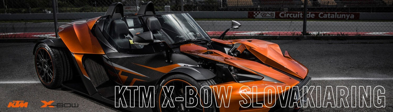 KTM X-BOW Slovakiaring