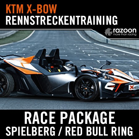 Race Package Rennstreckentraining Spielberg