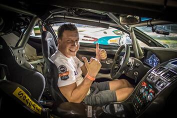 Dominik Olbert KTM X-BOW razoon Drift Race Rennstrecke