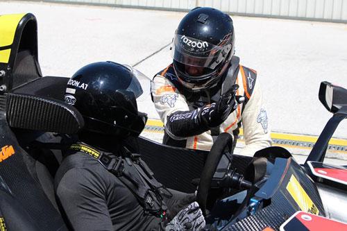 KTM X-Bow Razoon Drift Race Rennstrecke Private