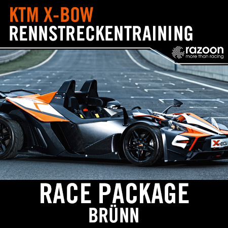 Race Package Rennstreckentraining Brünn