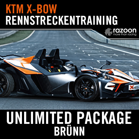 Unlimited Package Rennstreckentraining Brünn
