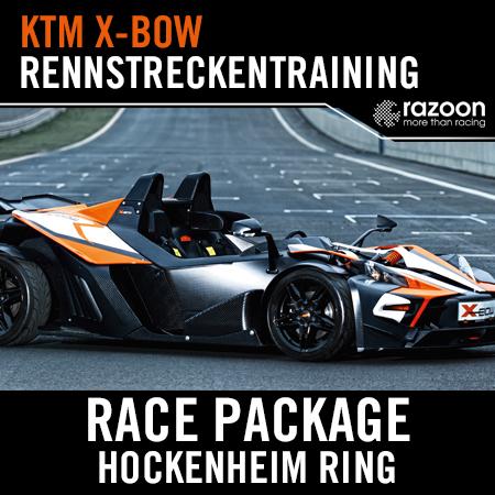 Race Package Rennstreckentraining Hockenheim Ring