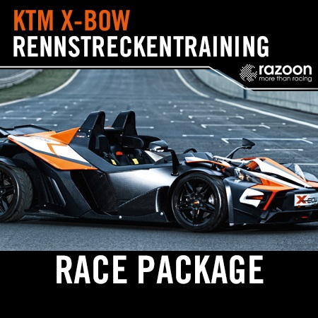 Race Package Rennstreckentraining