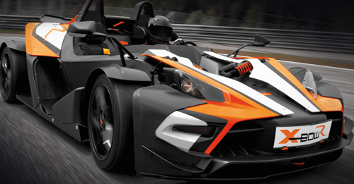 KTM X-Bow Private Coaching