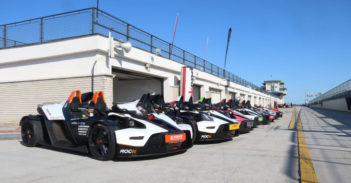 KTM X-Bow Summer Cup